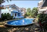 Location vacances Vagator - Goan Courtyard Apartments-2