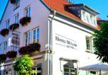 Hôtel Karlstadt - Hotel Müller Café & Wein-1