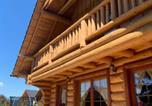Location vacances Kvačany - Rekreačný zrubový dom-4