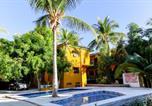 Location vacances Puerto Escondido - Playa manzanilo-4