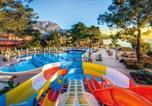 Hôtel Kemer - Crystal Aura Beach Resort & Spa-1