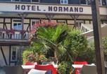Hôtel Le Tilleul - Hotel Normand Yport-4