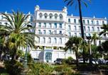 Location vacances Menton - L'Orient Palace Apartments-1