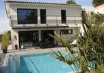 Location vacances Ollières - Villa d'architecte contemporaine-2