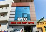 Hôtel Chennai - Capital O 70712 Royal King Residency-3