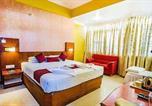 Hôtel Mysore - Fabhotel Maurya Residency-4