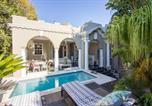 Hôtel Cape Town - Jardin d'ébène Boutique Guesthouse-1