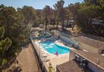 Camping Mondragon - Camping  La Pinède en Provence
