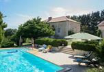Location vacances Saint-Urcisse - Double gite on a quiet domain with large swimming pool and a park-like garden.-1