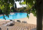 Camping avec WIFI Saint-Martin-d'Entraunes - Camping Forcalquier-4