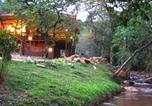 Location vacances  Swaziland - Mvubu Falls Lodge-2