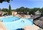 Camping avec Piscine Joyeuse - Camping Les Cruses-1