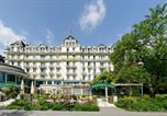 Hôtel 4 étoiles Montreux - Hotel Eden Palace au Lac-2