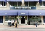 Hôtel Spijkenisse - Hotel de Sluiskop-3