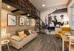 Location vacances Budapest - Design Flat in Central Castle District-1