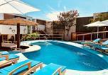 Hôtel Ica - Hotel Villa Jazmin-4