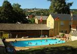 Camping avec WIFI Bagnols-les-Bains - Camping Le Tivoli-2