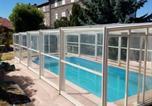 Location vacances  Puy de Dôme - Maison D'Hotes Les Trefles-3