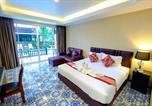 Hôtel Lat Krabang - Aranta Airport Hotel-2