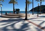 Location vacances l'Alfàs del Pi - Apartament Playa de Albir-1