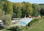 Camping Dordogne - Camping Les Etangs du Plessac-1