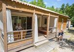 Camping Drôme - Sites et Paysages La Source du Jabron-4