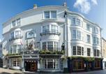 Hôtel Barnstaple - The Royal & Fortescue Hotel-3