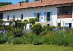 Hôtel Province d'Asti - Casa del Roseto-1