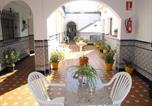 Location vacances Arcos de la Frontera - Hostal Málaga-2
