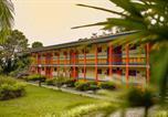 Hôtel Quimbaya - Hotel Campestre Tacurrumbi-1