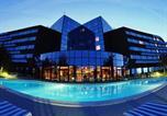 Hôtel 4 étoiles La Souterraine - Novotel Poitiers Site du Futuroscope-1