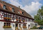 Hôtel Kaiserslautern - Landgasthof & Hotel Zum Schwan-1