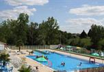 Camping avec Site nature Thoux - Camping des Etangs-1
