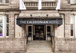 Hôtel Aberdeen - Mercure Aberdeen Caledonian Hotel