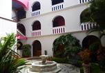 Hôtel Oaxaca de Juárez - Hotel Trébol-2