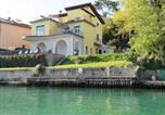 Location vacances Ameglia - Alla Foce del Magra - Villa sul fiume con posto barca-1