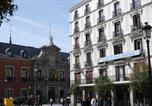 Location vacances Communauté de Madrid - Hostal La Perla Asturiana-2
