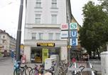 Location vacances Munich - Pension Locarno-2