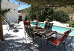 Location vacances Oria - Casa Erizo-2