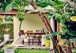 Hôtel Le jardin de Cendrillon - La villa des cannes-4