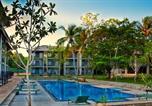 Hôtel Polonnaruwa - Fresco Water Villa-2