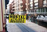 Hôtel León - Hostal Alvarez-3