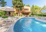 Location vacances  Province de Gérone - Delightful holiday home in Sant Antoni de Calongeâ Catalonia, with swimming pool-2