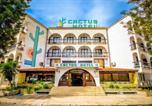 Hôtel Chypre - Cactus-2