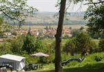 Camping avec Piscine couverte / chauffée Lanobre - Château Camping La Grange Fort-4