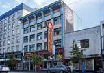 Hôtel Vancouver - Samesun Vancouver-2