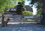 Location vacances Güstrow - Alpakatherapie und Ferienhof Charlottenthal-2