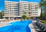 Hôtel Sant Llorenç des Cardassar - Hipotels Marfil Playa-2