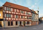 Hôtel Mespelbrunn - Hotel Goldener Karpfen-1