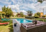 Location vacances Calonge - Amazing home in Calonge w/ Outdoor swimming pool and 5 Bedrooms-3